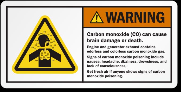 Carbon Monoxide Hazards