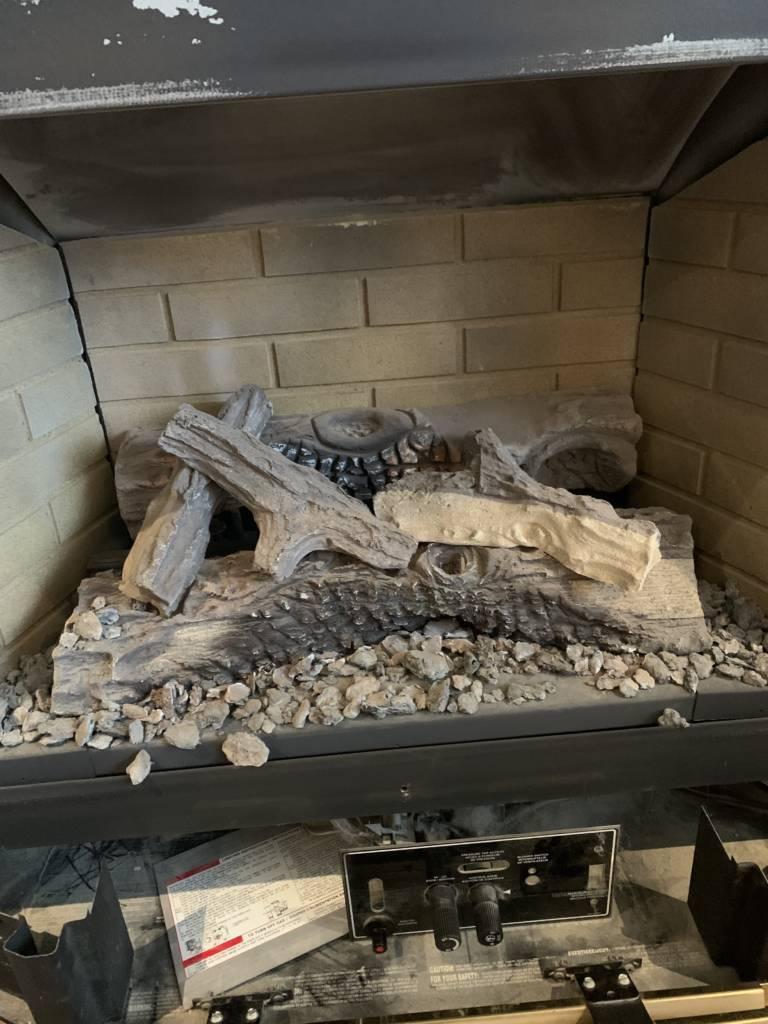 Fireplace repair surrey